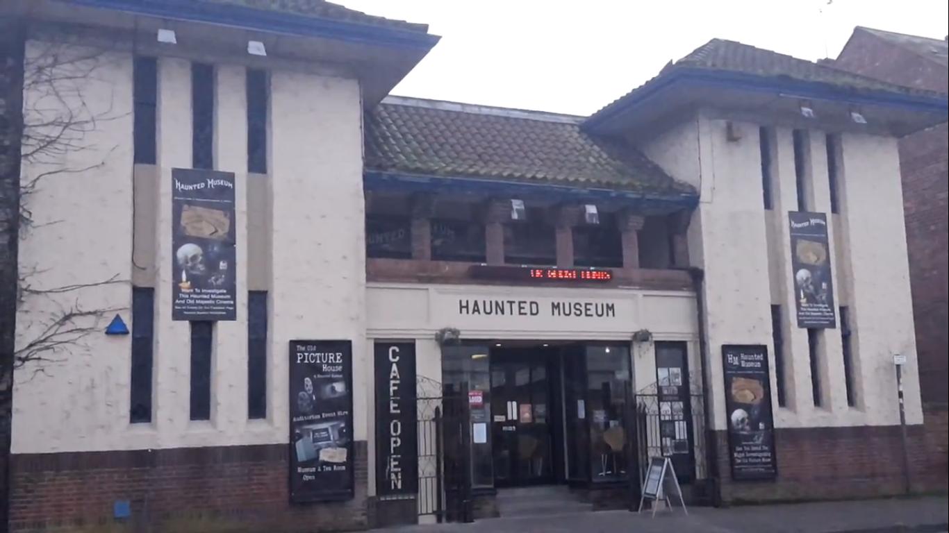 Haunted Museum, Nottingham