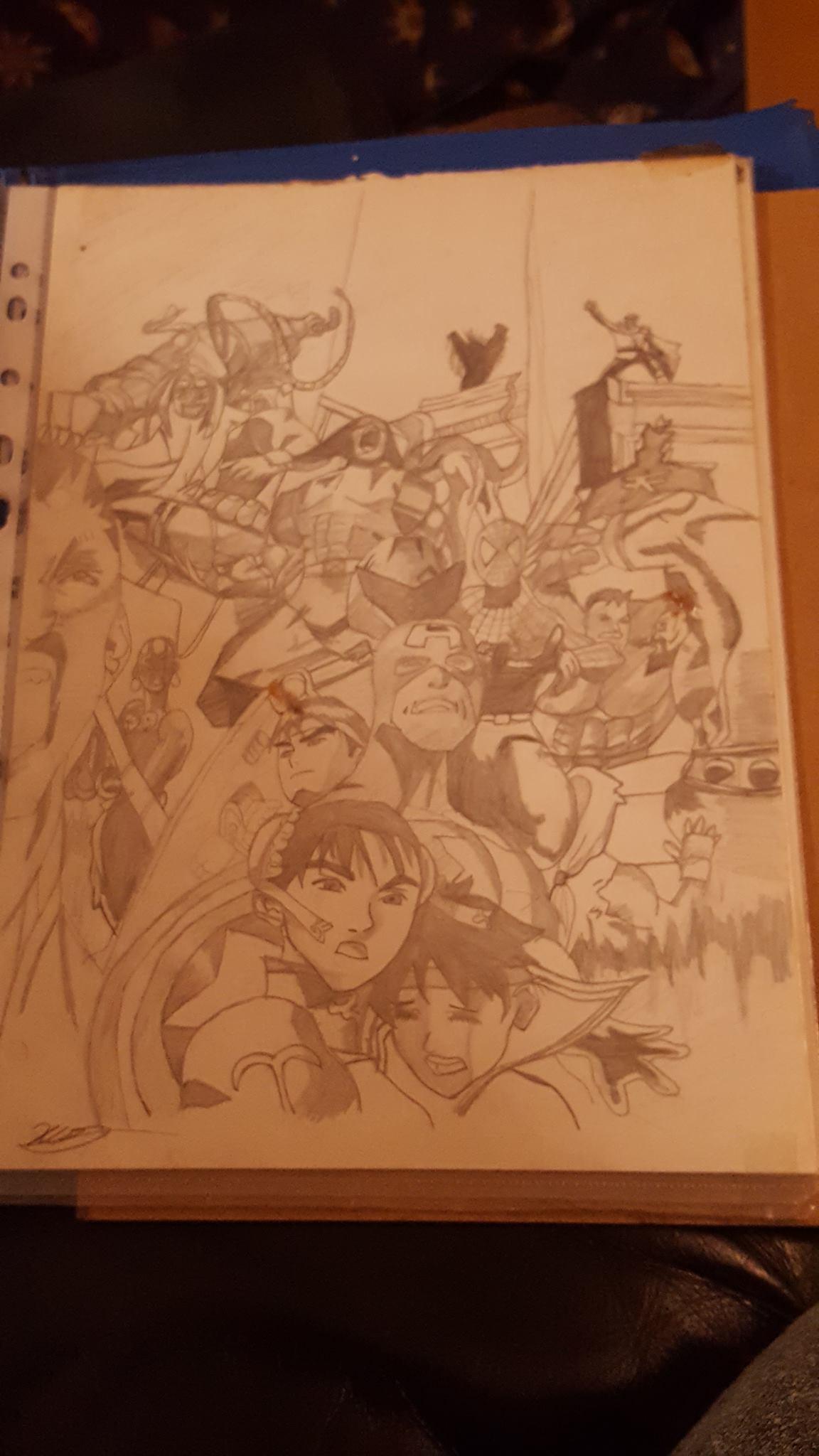Artwork folder pre 2000