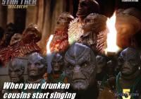 Star Trek Discovery Babylon 5 Hey Klingon!